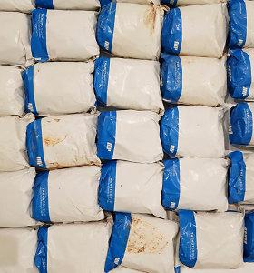 Taivaniečių pora bandė įsivežti 15 kg heroino, paslėpto makaronų pakeliuose