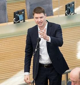 M.Majauskas: tikiu, kad valdančioji dauguma atsikvošės – negalima paminti nacionalinio saugumo interesų