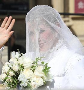Britų dainininkės Ellie Goulding ir Casparo Joplingo vestuvės
