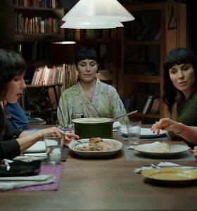 Noomi Rapace naujame filme teko įkūnyti septynias identiškas seseris