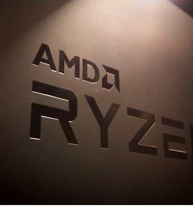 """AMD pristatė """"stogą raunančius"""" procesorius: dabar vytis turės """"Intel"""""""