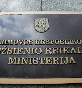 """URM neigia Seimo pirmininko paskelbtus planus """"netolimoje ateityje"""" steigti ambasadą Seule"""