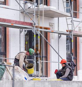 Darbdaviams išvežti statybininkus, slaugytojas ir vairuotojus į užsienį dar labiau apsimokės – dienpinigiai auga 30 proc.