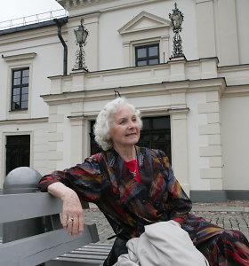 Mirė aktorė Marija Černiauskaitė-Barauskienė