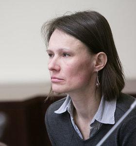 """""""Valstiečių"""" deleguota VRK narė Jonė Valčiukienė atsistatydina"""
