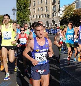 Remigijus Kančys Hanoverio maratone
