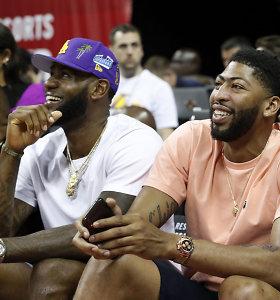 Prasidėjusi NBA duetų era: kuris tandemas bus stipriausias?
