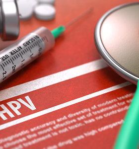 Paauglės skiepijimas vakcina nuo ŽPV užminė mįslę: du skiepai, bet kodėl skirtingi?