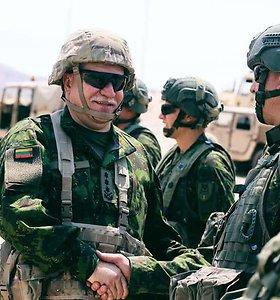 Lietuvos karinių pajėgų 100-metis: nuo I pasaulinio karo veteranų iniciatyvos iki NATO misijų Afganistane
