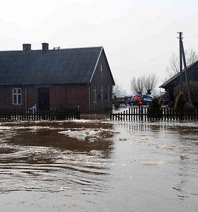 Geologai: Nemuno delta po 50 metų gali nuskęsti