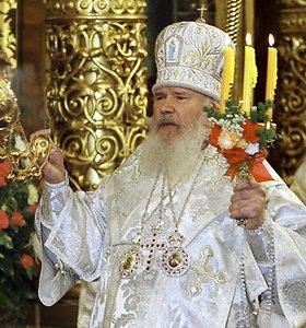 Rusijos Ortodoksų Bažnyčia skelbia nutraukianti ryšius su Konstantinopoliu