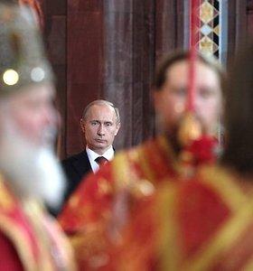 Sakartvelas ragina Lietuvos Seimą nutraukti ryšius su tarpparlamentiniu ortodoksų forumu