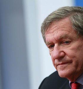 Mirė JAV diplomatijos veteranas Richardas Holbrooke'as (nuotraukos, video)