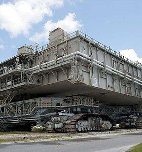 NASA raketų transporteris