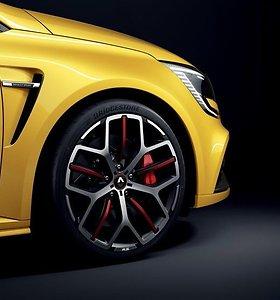 """Naujasis """"Renault Megane"""" (2020)"""
