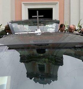 Pianisto ir kompozitoriaus G.Abariaus laidotuvės