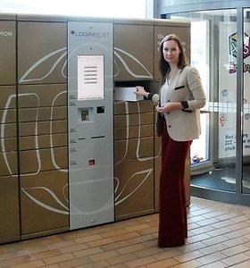 Estijos įmonė Vilniuje statys siuntų terminalą, įdarbins šimtus žmonių