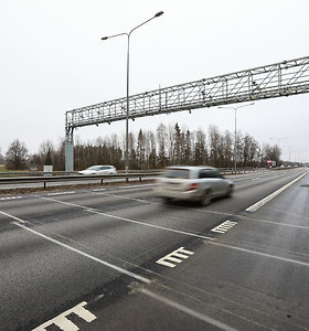 """Saugaus eismo priemones magistralėje Vilnius–Kaunas įrengs """"Kauno tiltai"""""""