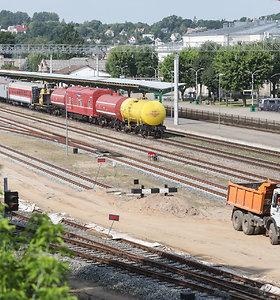 Triukšmui prie geležinkelio stočių Lietuvos miestuose mažinti – 20 mln. eurų ES investicijų