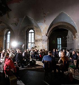 Kaune surengta diskusija dėl rajonų jungimo
