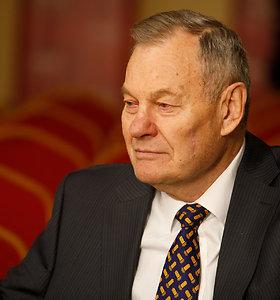 LSU šventėje pagerbas Modestas Paulauskas