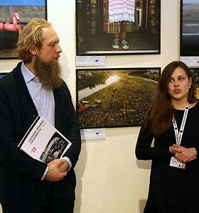 Kauno Rotušėje atidaryta spaudos fotografijos paroda