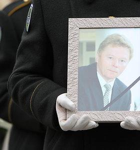 Avarijoje žuvęs Seimo narys Juozas Palionis buvo blaivus, nustatė ekspertai