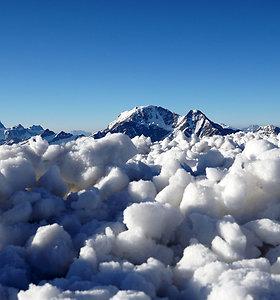 Į Elbrusą įkopti mėginęs austrų alpinistas mirė sustojus širdžiai