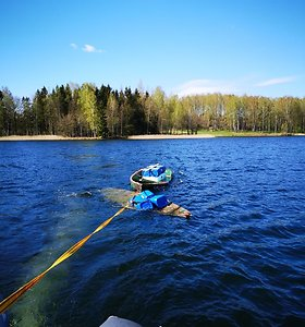Valomas Platelių ežeras