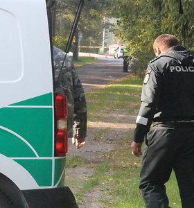 Palangoje rastas nuo laiptų nukritęs ir mirtinai susižalojęs vyras