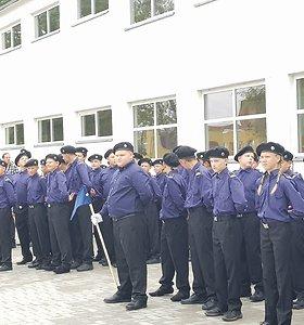 Klaipėdoje atidaryta Jūrų kadetų mokykla: karinė, jūrinė programa ir griežta disciplina