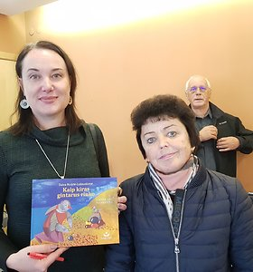 Klaipėdoje prasidėjo knygų mugė: leidėjai vadina dvasine švente ir lygina su Vilniaus