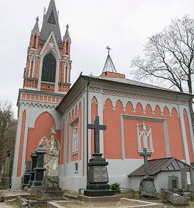 Vilniaus savivaldybė imasi tvarkyti koplyčią 1863-1864 metų sukilėliams perlaidoti
