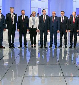 Kandidatų į Respublikos Prezidentus debatai LRT eteryje