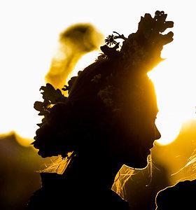 Kernavėje – tradicinė Rasos šventė