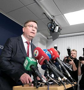 Prokuratūros spaudos konferencija dėl Neringos Venckienės