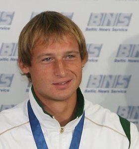Mindaugas Griškonis užsitikrino vietą pasaulio irklavimo čempionato pusfinalyje