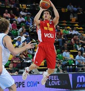 Juodkalnijos krepšinio rinktinė metimu iš pusės aikštės išplėšė pergalę prieš Serbiją, Estija nugalėjo Izraelį