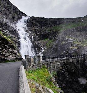 """Tarptautinės kelionės dalyvė Eglė: """"Rekomenduoju kopti į kalnus, nuo kurių gali matyti visą Atlantinį kelią"""""""