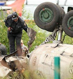 Naujos Tu-134 aviakatastrofos prie Petrozavodsko detalės: keleivis išsigelbėjo persėsdamas į kitą kėdę