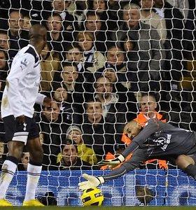 """Anglijos futbolas: """"Tottenham"""" ir """"Man Utd"""" išsiskyrė taikiai (visi rezultatai)"""