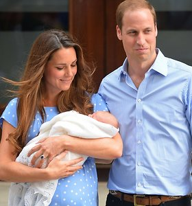 Princui George'ui sueina šešeri: mieliausių jo nuotraukų albumas