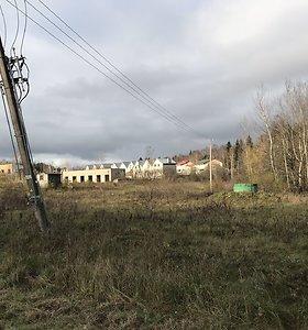 Šioje vietoje Avižieniuose ketinama statyti gamyklą