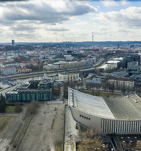 Vilniaus kongresų centro operatoriaus konkursas – spalį