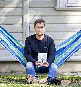 """Knygą """"Sfera"""" išleidęs P.Senūta: """"Mes negalime gyventi objektyviame pasaulyje"""""""