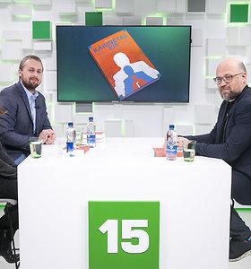 Naujienų portalas 15min tapo Vilniaus knygų mugės informaciniu partneriu: laukia 15 tiesioginio eterio transliacijų!