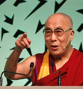 Dalai Lama coming to Lithuania in September