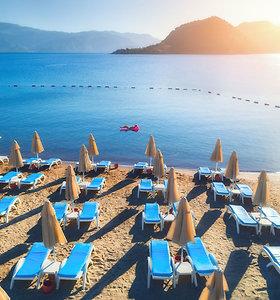 Velykų atostogos Turkijoje: ar dar galima spėti į išskrendantį lėktuvą?