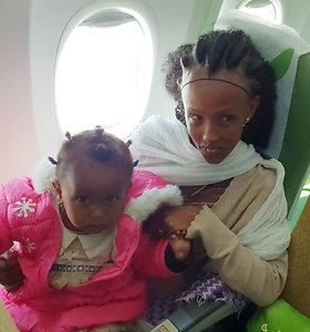 Kelionė Etiopijoje: pirmas kontaktas su gentimis