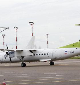 """Air Baltic"" ketina įkurti lėktuvų bazę Taline"